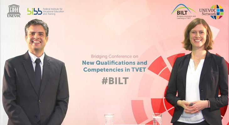 BILT Bridging-Konferenz zu neuen Qualifikationen und Kompetenzen in der Berufsbildung