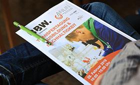 """ANLIN-Transfertagung """"Ausbildung und Nachhaltigkeit"""""""