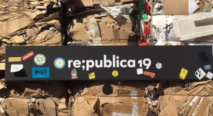 NachLeben stellt auf der re;publica19 Nachhaltigkeit in den Lebensmittelberufen vor