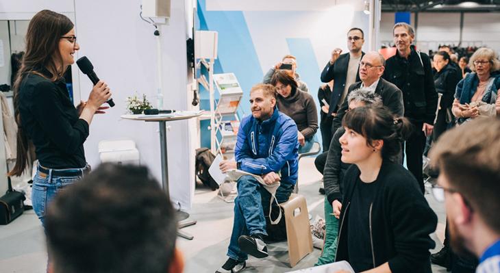 AlphaDekade öffnet Leipziger Buchmesse für erwachsene Lese-Neulinge