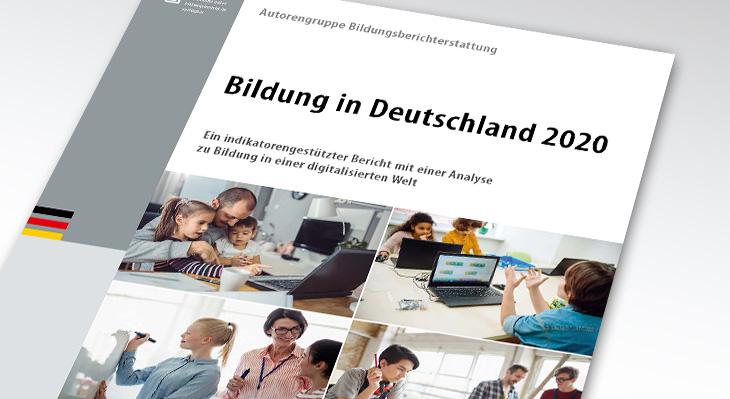 """""""Bildung in Deutschland 2020"""" mit dem Schwerpunkt """"Bildung in einer digitalisierten Welt"""""""