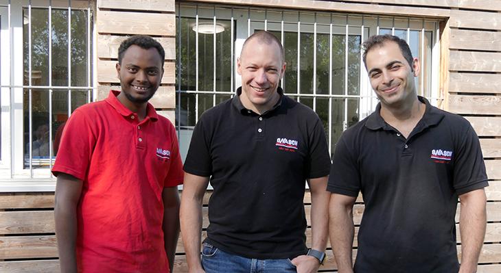 BOF bringt Geflüchtete und Zugewanderte in die betriebliche Ausbildung