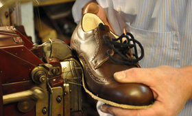 Feet deserve the best – made-to-measure shoes