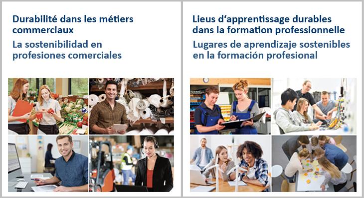 BBNE-Folder jetzt auch auf Französisch und Spanisch