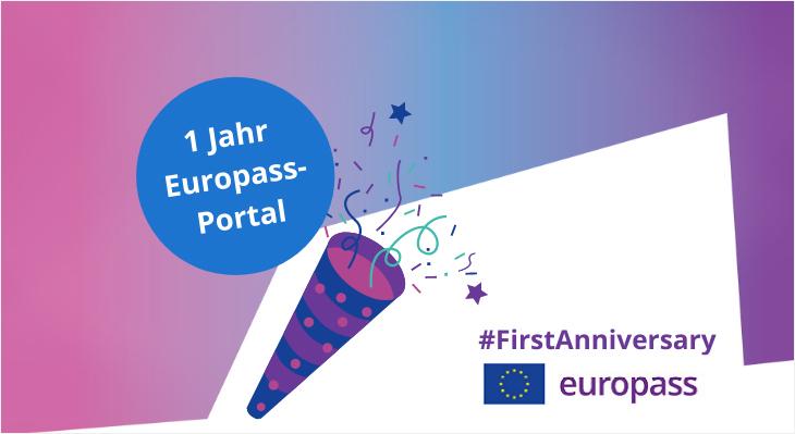Happy birthday Europass
