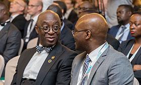 Berufsbildung: Thema beim German African Business Summit in Ghana