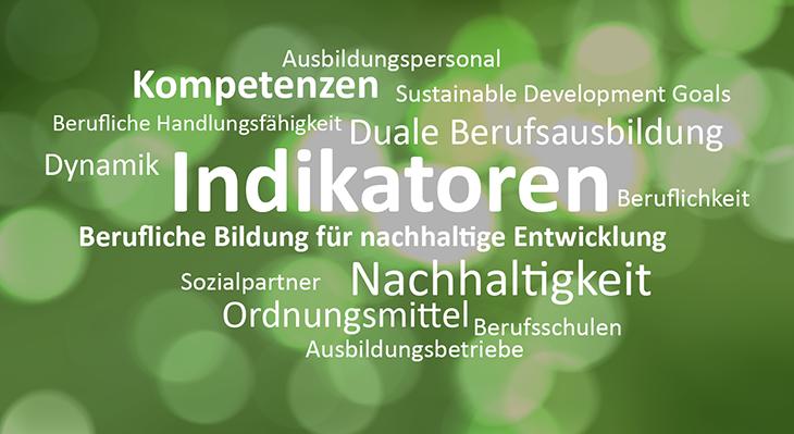 Indikatoren Berufliche Bildung für nachhaltige Entwicklung - iBBnE