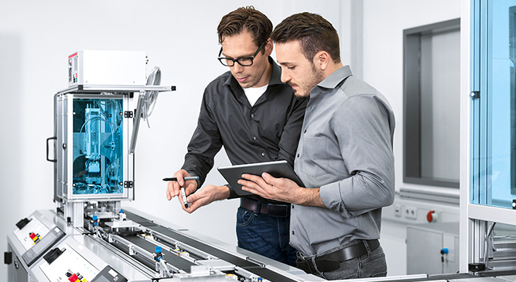 A training solution for Industry 4.0