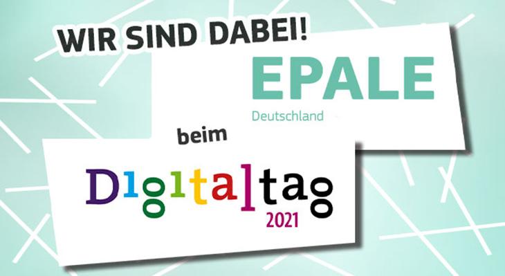 EPALE Deutschland beim Digitaltag 2021