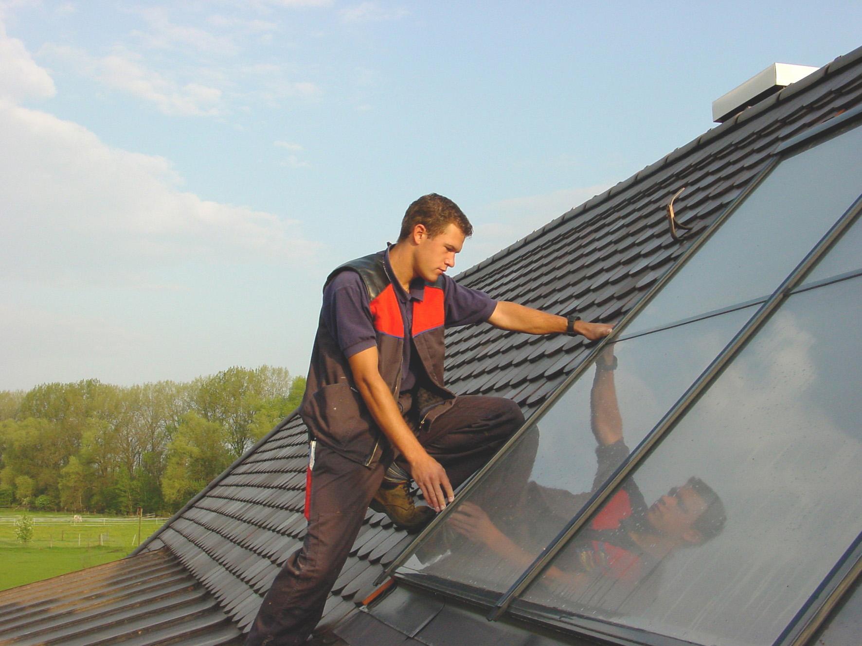 Vom Schutzdach zum Nutzdach