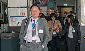 BIBB-Partnerinstitute besuchten Ausbildungszentrum von Siemens in Berlin