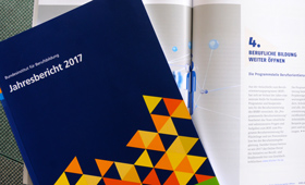 Cover BIBB-Jahresbericht