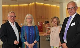 Heister, Fogolin, Frau Dr. Hörr, Herr Dr. Lehmann