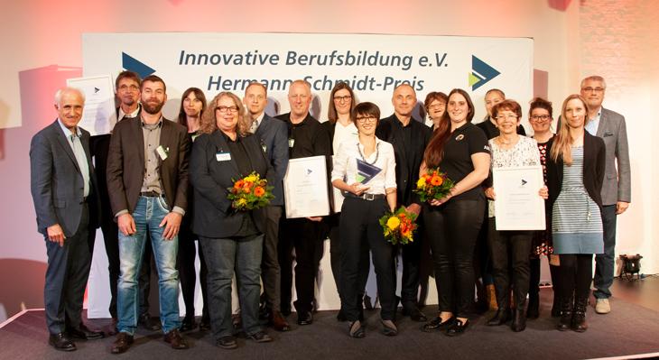 Hermann-Schmidt-Preis 2019: Vier Projekte ausgezeichnet!