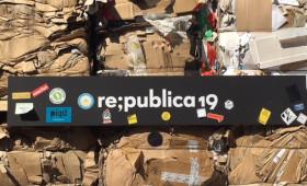 ComWeiter stellt auf der re;publica19 Composite-Berufe vor