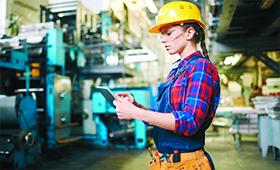 """Wettbewerbsthema: """"Digitalisierung (der Arbeitswelt) als Herausforderung für die berufliche Aus- und Weiterbildung"""""""