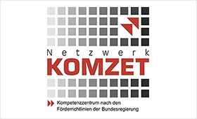Logo: KOMZET