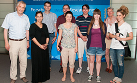 BIBB aktiv in universitärer Lehre – Studierende der Uni Köln zu Gast im Bundesinstitut