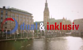"""Mit """"dual & inklusiv"""" in den ersten Arbeitsmarkt - Filmbericht über Inklusion in der Berufsausbildung"""