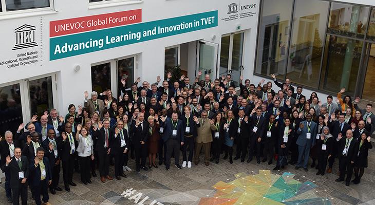 Internationale Expertinnen und Experten diskutieren Innovationen in der Berufsbildung in Bonn