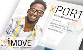 "Neues Magazin ""xPORT"" für Bildungsexporteure"