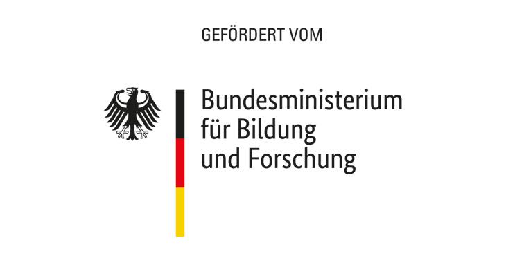 BMBF-Logo gefördert vom