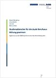 Studienabbrecher für die duale Berufsausbildung gewinnen – Ergebnisse aus dem BIBB-Expertenmonitor Berufliche Bildung 2014