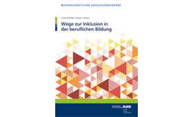 Cover-Abbildung des Wissenschaftlichen Diskussionspapiers