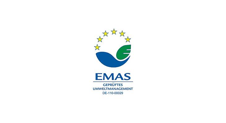 EMAS-Zertifizierung des BIBB