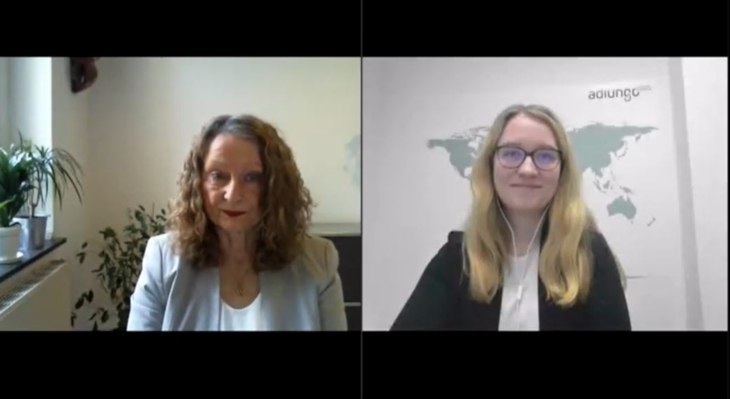 iMOVE Online Presentation: Bridging Courses for India (Video auf YouTube)